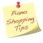 Digital Piano Shopping Tips