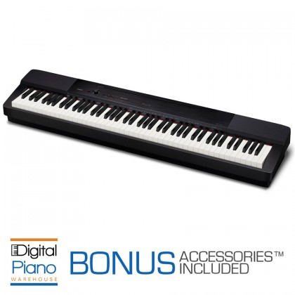 Casio PX150 Digital Piano - Black