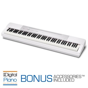 Casio PX150 Digital Piano - White