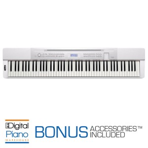 Casio PX350 Digital Piano - White