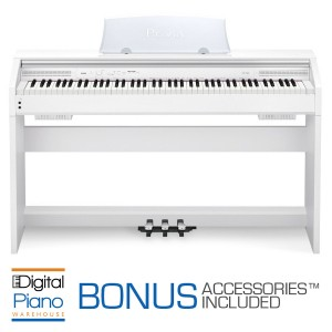 Casio PX750 Digital Piano - White