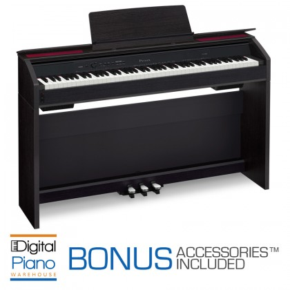 Casio PX850 Digital Piano - Black
