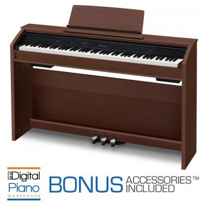 Casio PX850 Digital Piano - Brown