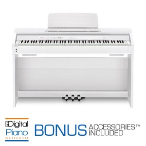 Casio PX850 Digital Piano - White