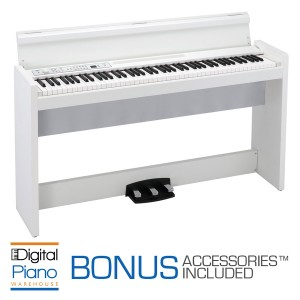 Korg LP380 Digital Piano - White