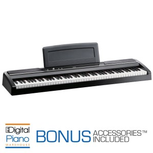 Korg SP170S Digital Piano - Black