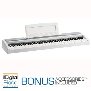 Korg SP170S Digital Piano - White