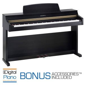Kurzweil MP-10 Digital Piano - Rosewood