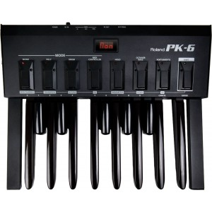 Roland PK-6 13 Note Pedal Board