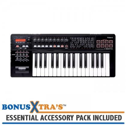 Roland A-300PRO-R MIDI Controller Keyboard
