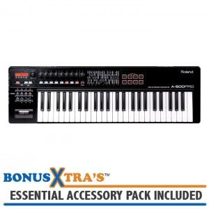 Roland A-500PRO-R MIDI Controller Keyboard