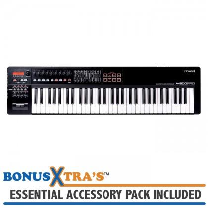 Roland A-800PRO-R MIDI Controller Keyboard