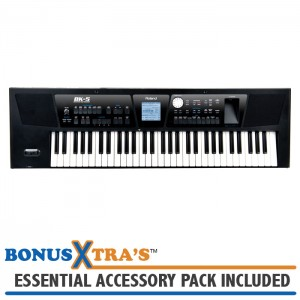 Roland BK-5 Backing Keyboard