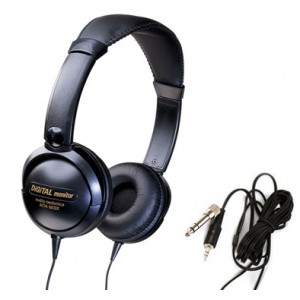 Audio-Technica ATH-M3X Dynamic Headphones