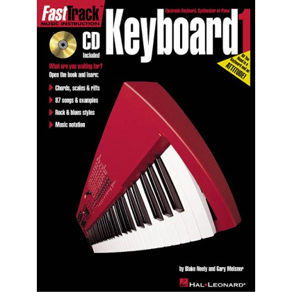 Fast Track Keyboard Method - Book 1