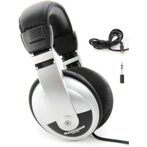 Samson HP10 Closed Back Headphones