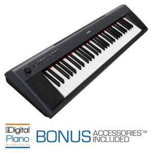 Yamaha NP11 Piaggero KIT Portable Keyboard