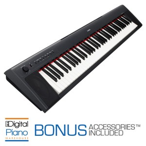 Yamaha NP31 Piaggero KIT Portable Keyboard