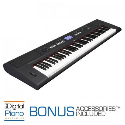 Yamaha NPV60 KIT Piaggero Portable Keyboard