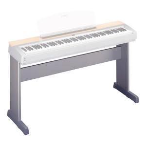 Yamaha L140 Keyboard Stand - Silver