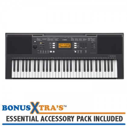 Yamaha PSR-E343 KIT Portable Keyboard