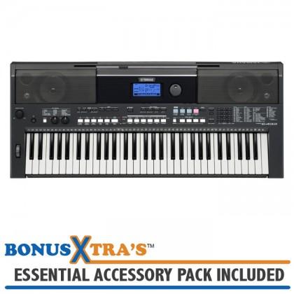 Yamaha PSR-E433 KIT Portable Keyboard