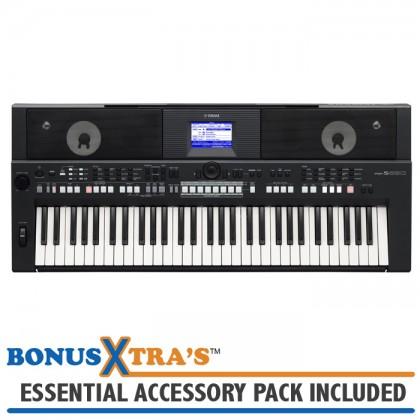 Yamaha PSR-S650 Arranger Keyboard