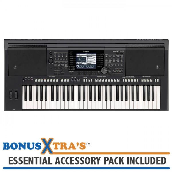 yamaha psr s750 arranger keyboard. Black Bedroom Furniture Sets. Home Design Ideas