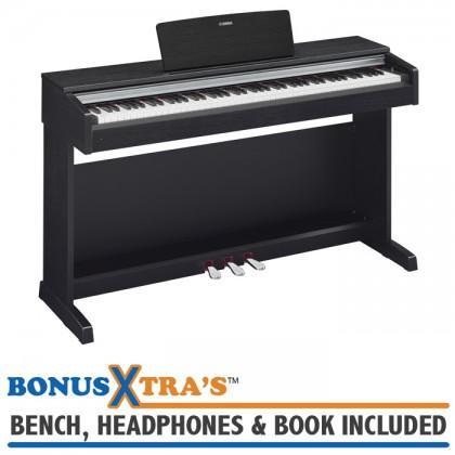 Yamaha YDP142 Home Piano - Black Walnut