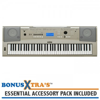 Yamaha YPG-235 KIT Portable Keyboard